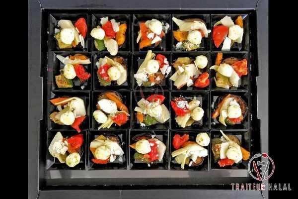 Apéritif Légumes Confits