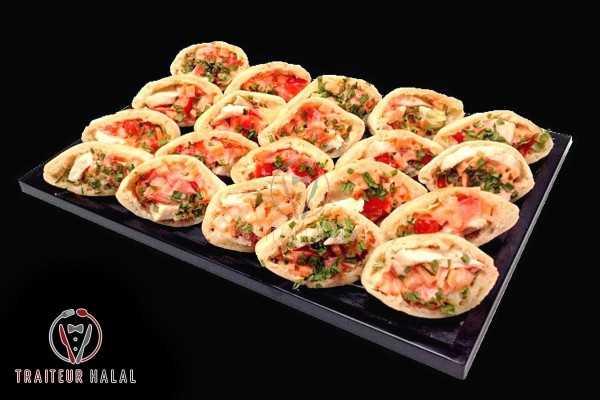 Mini Kebab Poulet à l'Indienne