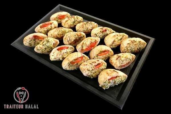 Mini Kebab Thon Salade