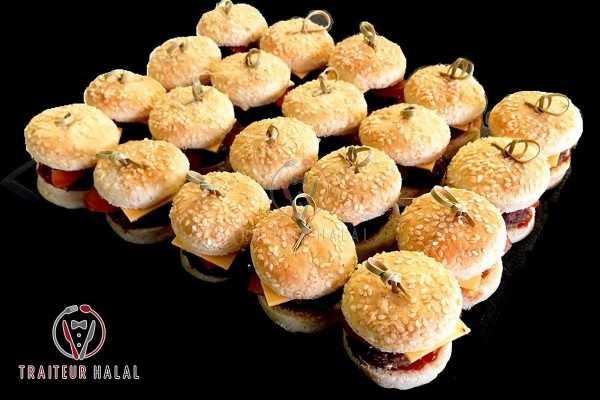 Mini Cheesburger Déjeuner