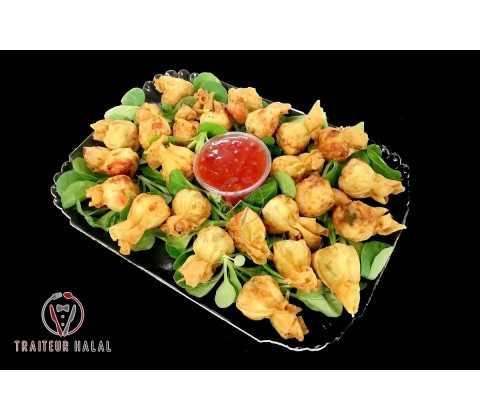 Bouchée Seafood Chaplings