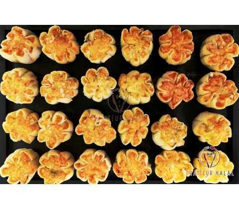 Bouchée Poulet Sauce Asie sud est