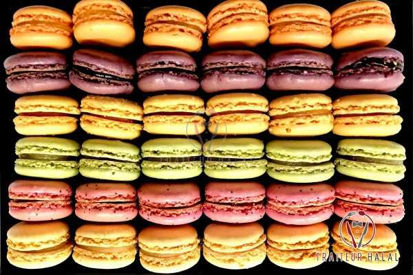 Macarons Exquis
