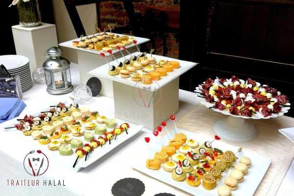 Amal gamme Sucré-Salé Chaud Froid (10 pièces)