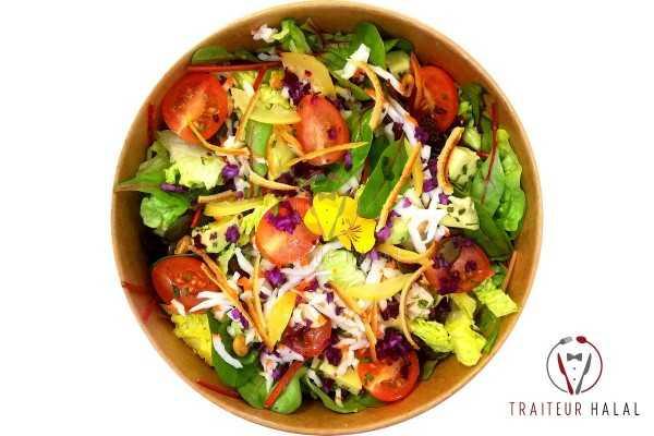 Salade Conception Avocat Agrumes