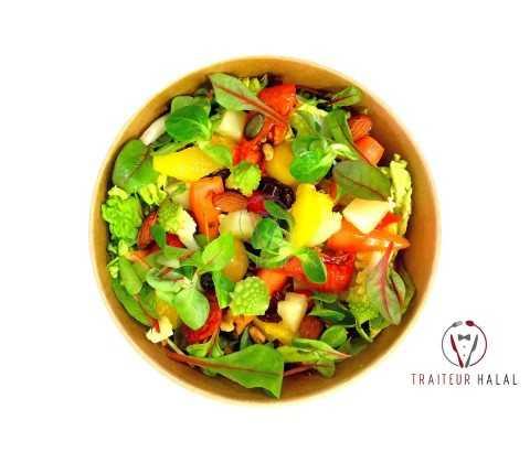 Salade Conception cruditées et Croquants