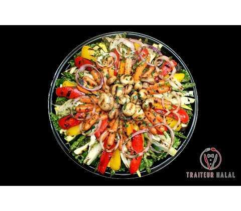 Salade Amuses-Bouche Vegan
