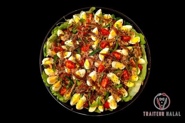 Salade Niçoise 8 pers