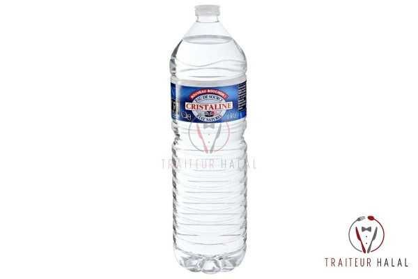 Pack 12 Cristaline 1,5L