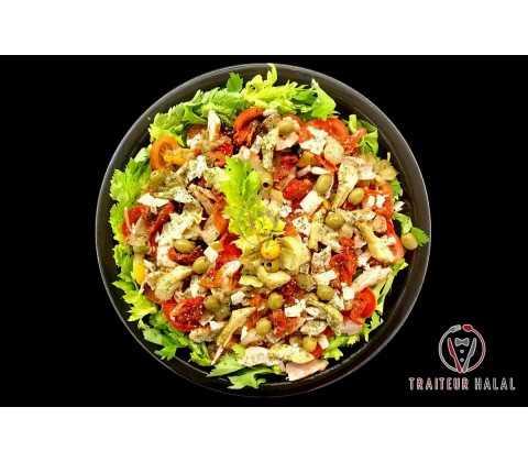 Salade au Poulet Sauce César