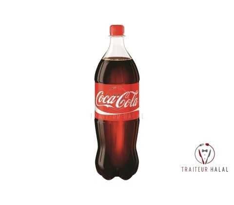 Pack 6 Bouteilles de Coca Cola Rouge 1,25L