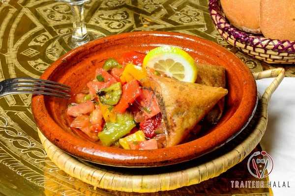 Briouate ou Samoussa de boeuf à la marocaine