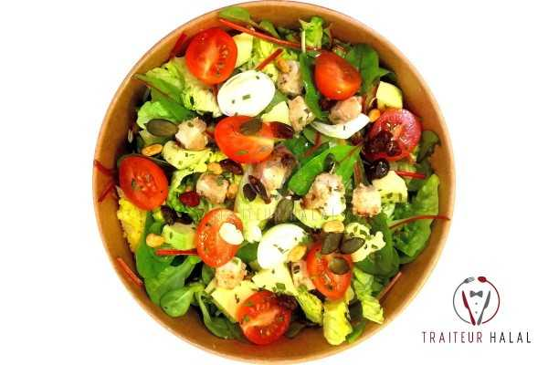 Salade Conception Multi Saveurs