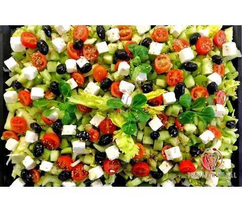 Salade Mer Égée