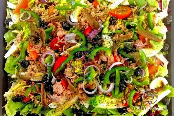 Salade Niçoise 6 pers