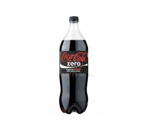 Coca-Cola Zero sucres 1L5