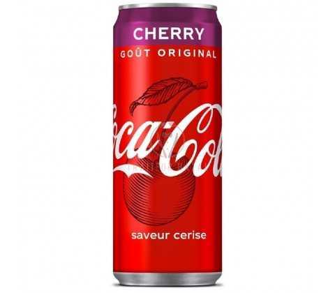 Coca Cola Cherry 33 cL