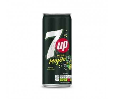 7 Up Mojito 33 cL