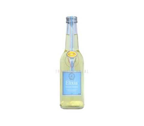 Elixia Fruit de la passion bio verre 33 cL, limonade fraiche et Bio en livraison ou emporter